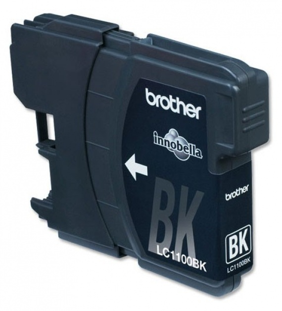 Картридж Brother DCP 385C/MFC 990CW/DCP-6690CW  Black,  LC1100BK