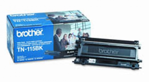 Картридж Brother HL-4040CN/4050CDN/4070CDW  DCP-9040CN/9045CDN  5 000 стр (TN-115BK) совместимый (CEBC)