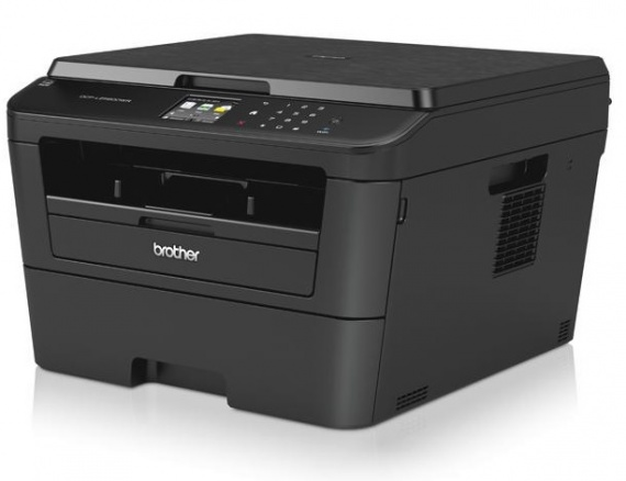 МФУ Brother DCP-L2560DWR (А4 лаз.пр.+коп.+ск., 30 стр./мин., 2400х600) дуплекс, USB, Ethernet, Wi-Fi